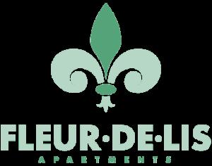 Fleur De Lis Provo Logo